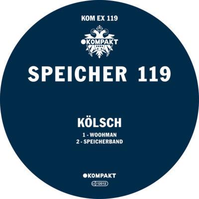 KÖLSCH - SPEICHERBAND
