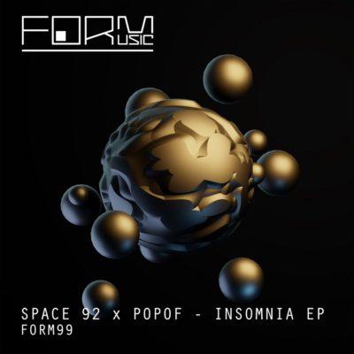 Space 92 x Popof - Insomnia (Form)